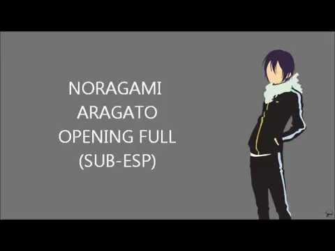 Noragami Aragoto opening full sub esp