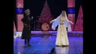 Chechen Dance New 2013 У родника