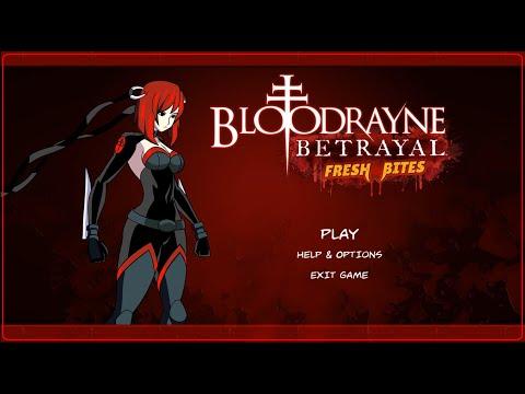 BloodRayne Betrayal   Fresh Bites |