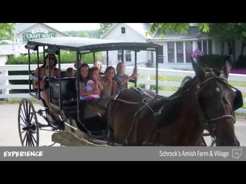 Amish Country Tourism Video