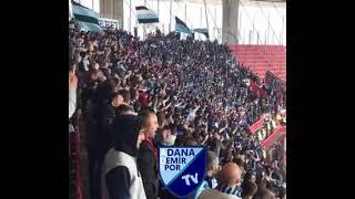 Eskişehirspor - Adana Demirspor Kısa Tribün Videosu