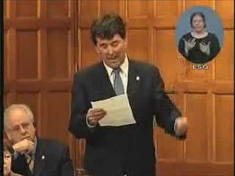NDP: Paul Dewar on Selling RADARSAT (part 2)