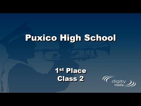 Puxico High School Band (10-25-14)