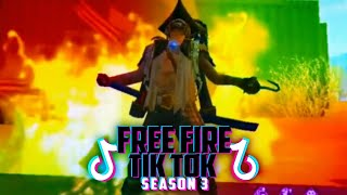 FREE FIRE TIK TOK S3 - #1 - BEST FUNNY MOMENTS & HIGHLIGHTS 😂