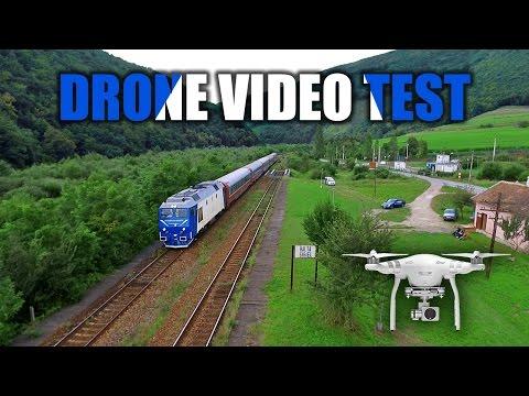 [Drone Video Test] - Trenul IR1621 la halta Sibiel (GM 1179) from YouTube · Duration:  2 minutes