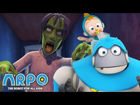 arpo-the-robot-|-run-for-your-life!!!-+more-full-episodes-|-compilation-|-funny-cartoons-for-kids