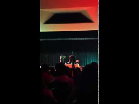 Black Violin Live at Saunders Trades and Technical High School