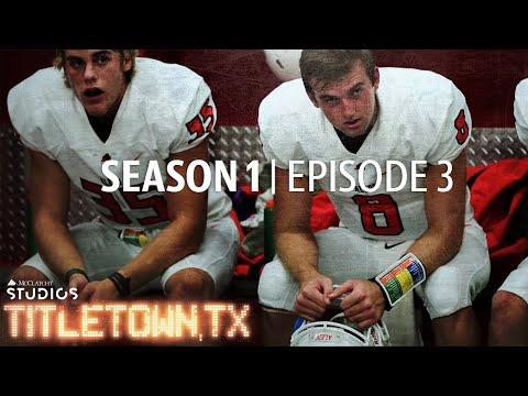 Titletown, TX., episode 3: Dillon