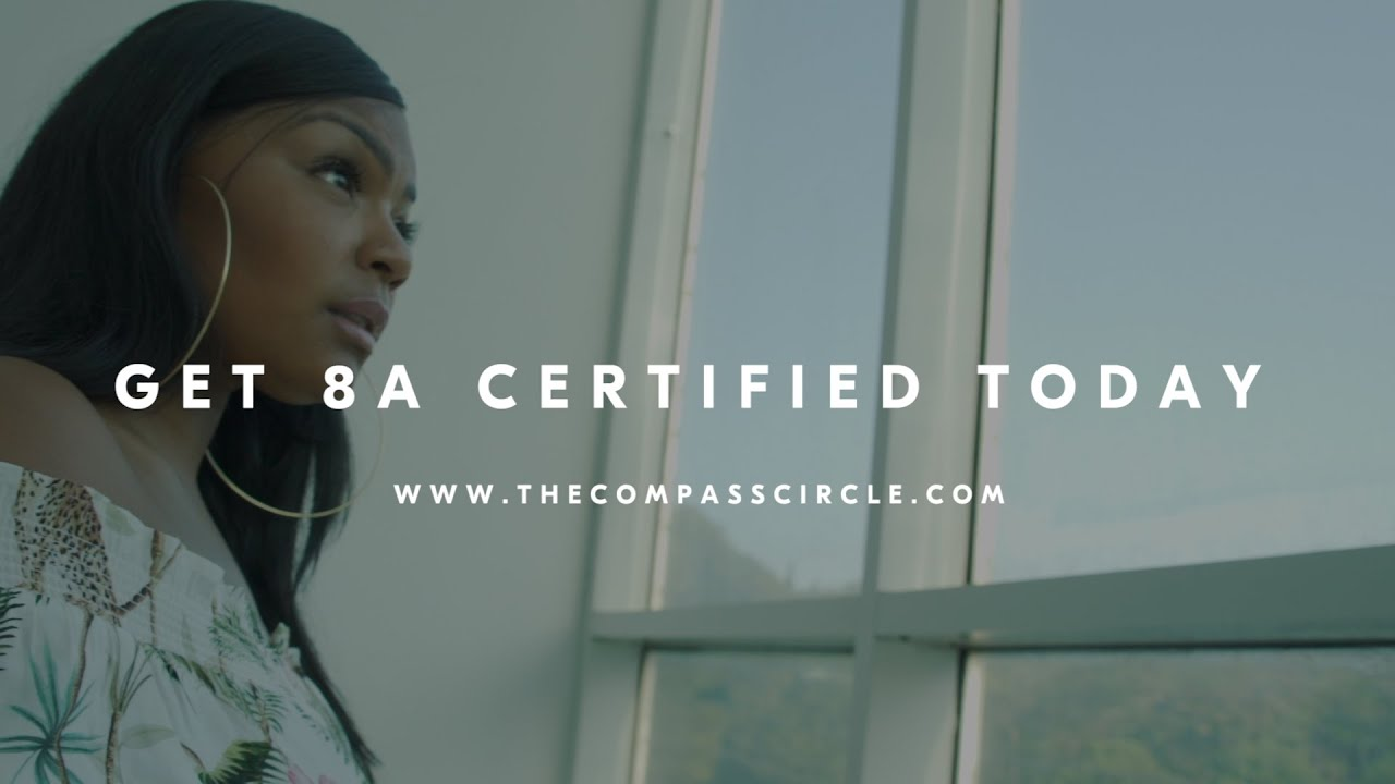Get your 8A Certification now!