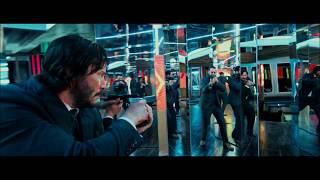 John Wick 2 Museuem Scene HD