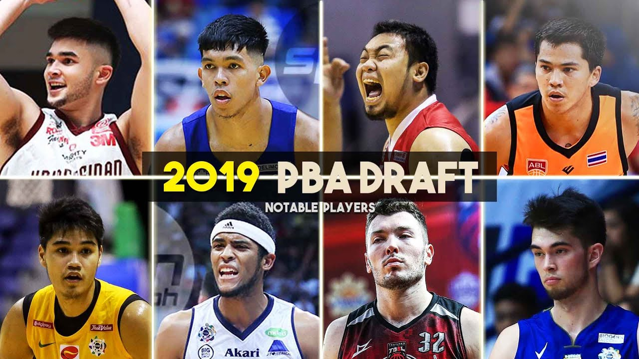 2019 PBA Draft Prospects could...