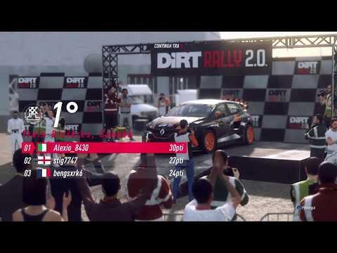 World RX - Renault Megane RX - Dirt Rally 2.0 Rallycross (PS4)