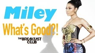 The Rumor Report: Nicki Confronts Miley Cyrus | Kevin Gates Kicks Fan?