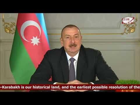 President Ilham Aliyev to the people of Azerbaijan on the occasion of Novruz