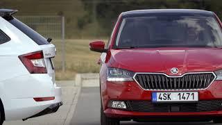 Škoda Fabia Sisteme de asistență a șoferului