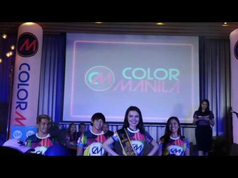 Color manila 2017 media launch