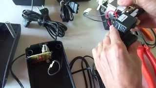 Como consertar pedal de maquina de costura singer e elgin reostato eletronico