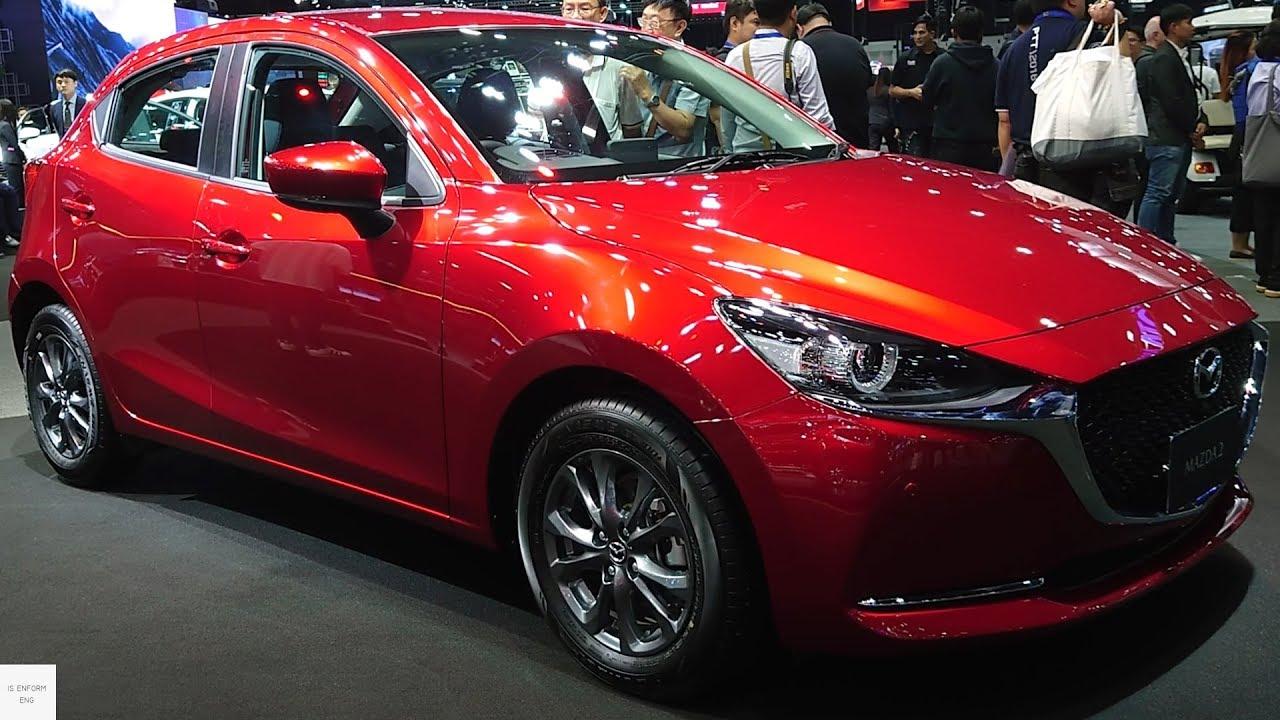 Mazda 2 Hatchback phiên bản Facelift SkyActiv-G