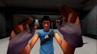 Repeat youtube video [SFM] Scout listens to music