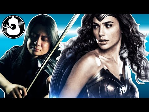 Wonder Woman - Main Theme (Electric Violin Cover) | Hans Zimmer | Tina Guo || String Player Gamer