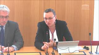 Commission d'enquête Alimentation industrielle - Audition 03