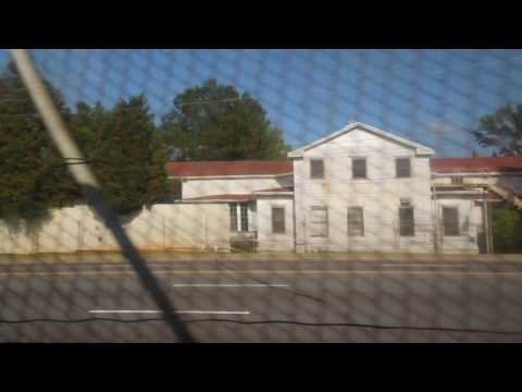 On-Board MARTA Red Line: Five Points to Hartsfield Jackson Atlanta International Airport