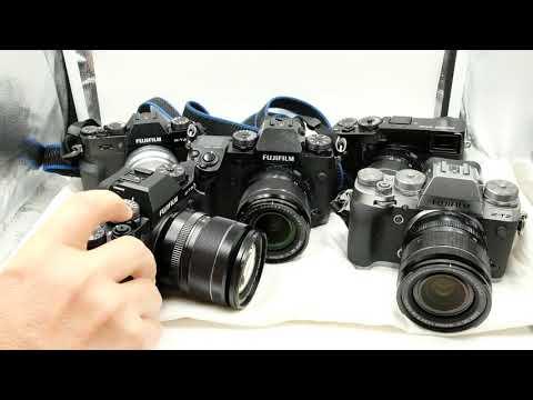 Fujifilm Sound of Shutters