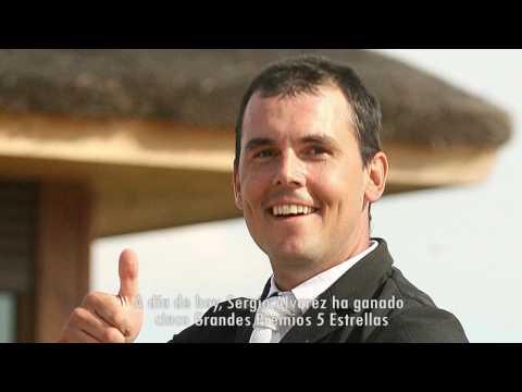THEMATIC CONTENT Sergio Álvarez-Moya - JumpingClash Challenge World Premiere