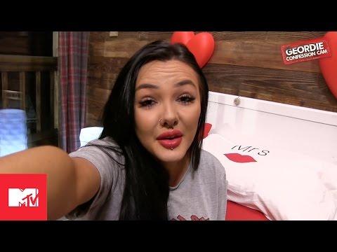 GEORDIE SHORE 14 | SCOTTY TS LOVE TRIANGLE | 1407 CONFESS CAM | MTV UK