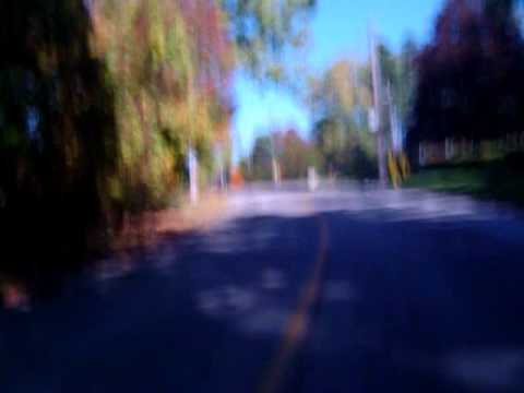 Fall ride through Snake Road,Waterdown ,Ontario