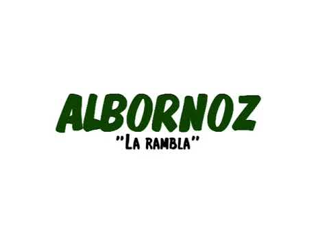 """""""La rambla""""••• ALBORNOZ••• 2018"""