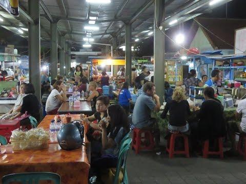 Sanur Night Market (Pasar Malam Sindu), Bali, Indonesia