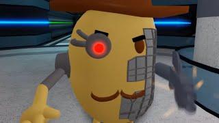 ROBLOX PIGGY MR.P JUMPSCARE FAST MOTION - Roblox Piggy New Update