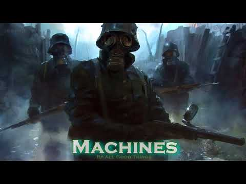 EPIC ROCK   ''Machines'' by All Good Things (2017)