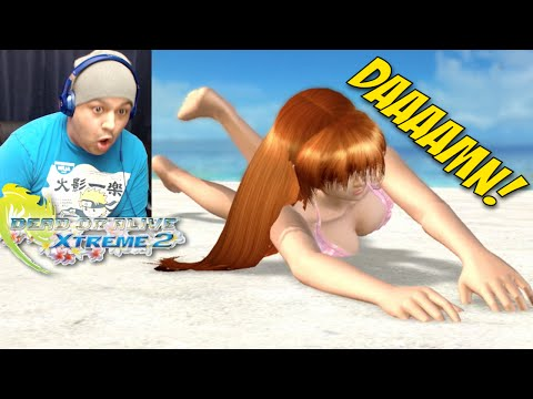 BREAST OR ALIVE.. I MEAN [DEAD OR ALIVE EXTREME 2]
