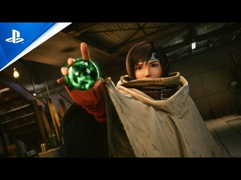 Final Fantasy VII Remake Intergrade – Announcement Trailer | PS5