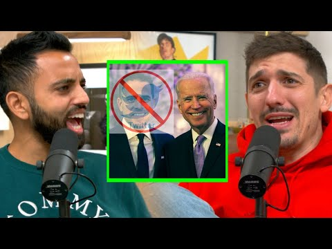 Twitter Censoring Hunter Biden Story Explained with Saagar Enjeti   Flagrant 2 with Andrew Schulz
