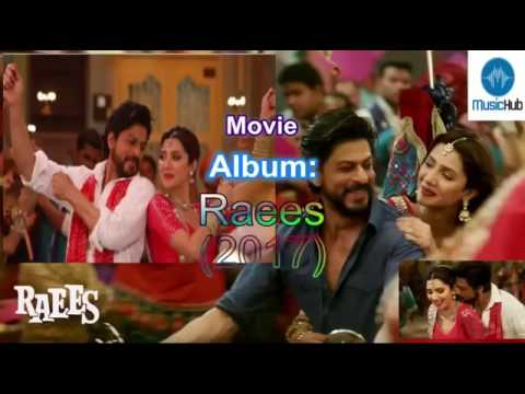 raees ghamar ghamar song