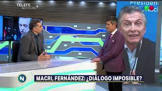 Edgardo Moreno Tranquilizar al mercado no será posible sin un gesto de la oposición