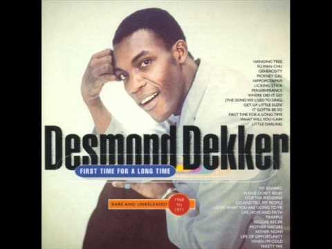 Desmond Dekker - Look What You're Doing To Me