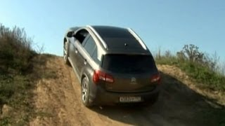 Citroen C4 Aircross 2012 Videos