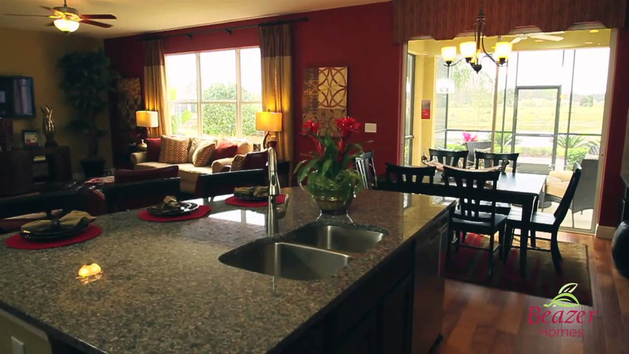 Beazer Homes Sequoia Model Virtual Tour YouTube