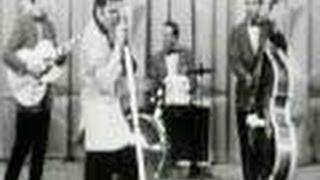 ELVIS - HOUND DOG 1956 - MILTON BERLE SHOW.