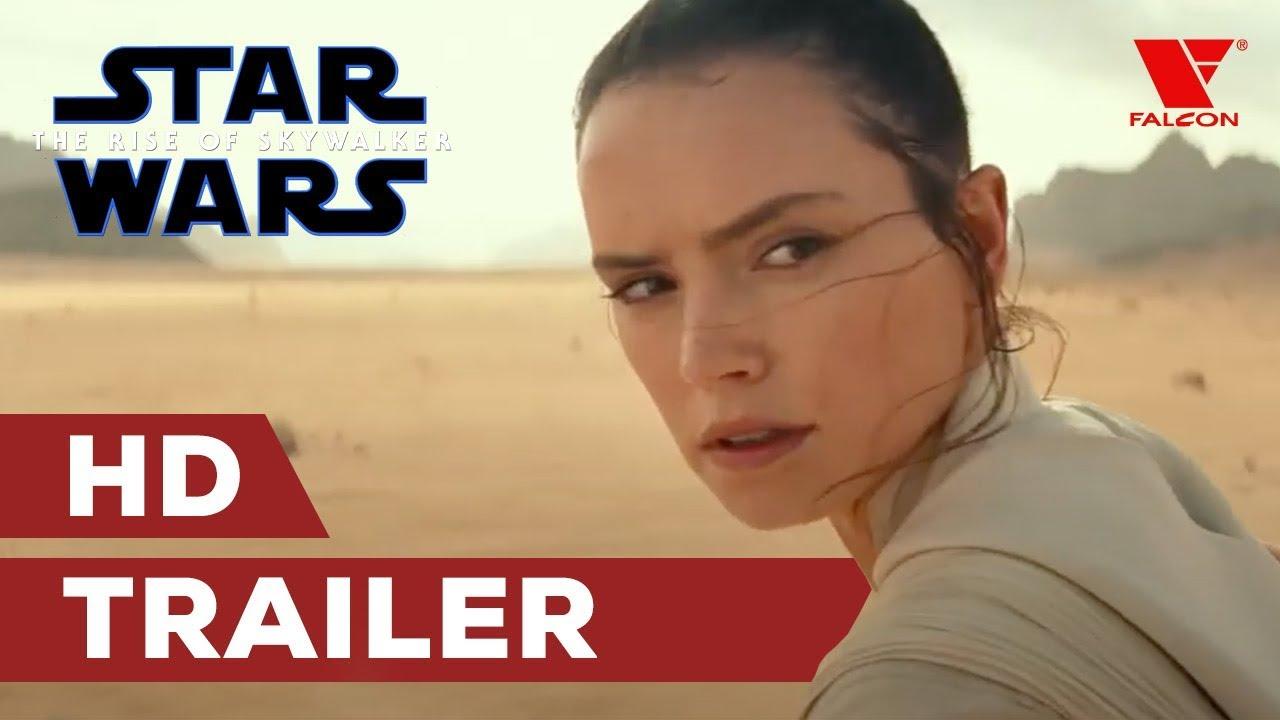 Star Wars: The Rise of Skywalker (2019) HD teaser | CZ dabing
