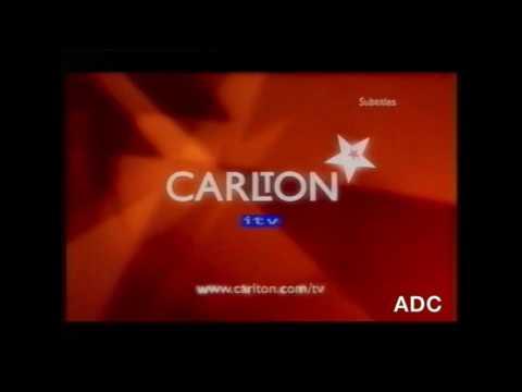 Carlton Television London 2001 Announcer Mark Lipscomb