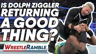 Is Dolph Ziggler's WWE RETURN A Good Thing? WWE SmackDown, May 21, 2019 | WrestleTalk WrestleRamble