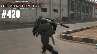 METAL GEAR SOLID V THE PHANTOM PAIN [#420] ★ Mission failed, Boss ★ Let