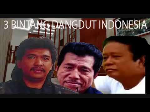 Lagu Dangdut Lama - 3 Bintang Dangdut Indonesia