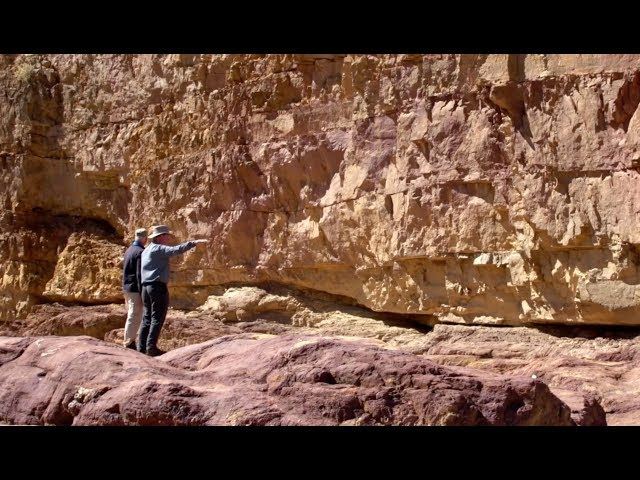 What is the Great Unconformity in the Grand Canyon?