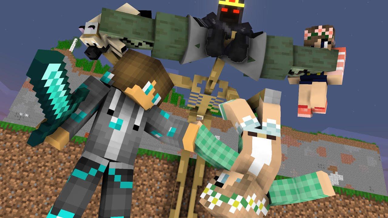 Diamond man life 41 - Minecraft Animations